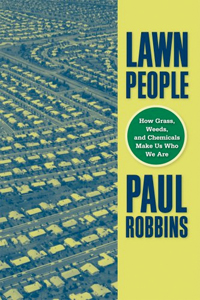 cover of book titled Lawn People